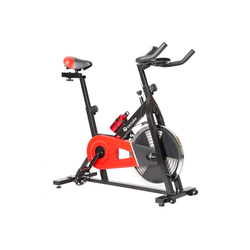 tectake Heimtrainer Indoor-Cycling Bike