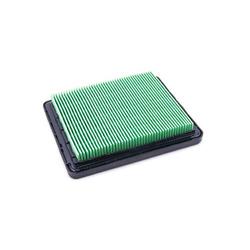 vhbw Papier-Luftfilter Ersatzfilter passend für Castelgarden XS 55 HV Rasenmäher; 3 x 11 x 1,9cm