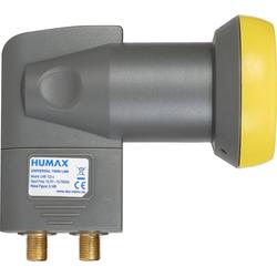 Humax LNB 122s Gold Twin Universal LNB SAT-Antenne