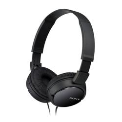 Sony MDR-ZX110 On Ear Kopfhörer - faltbar Schwarz
