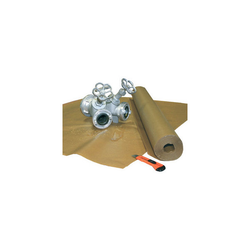 Pressel Packpapier, Ölpapier, 100 cm x 100 m, braun