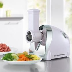 GOURMETmaxx Fleischwolf - auch für Gemüse & Gebäck