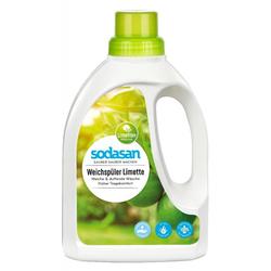 SODASAN Weichspüler Limette 750 ml