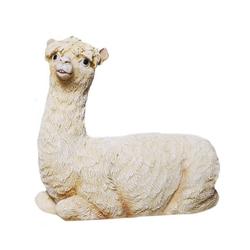 Udo Schmidt Bremen...das Original Spardose Spardose Lama 14 cm Deko Figur Sparschwein