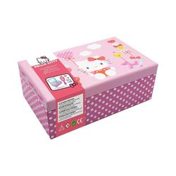 Joy Toy Schmuckkasten Hello Kitty Schmuckschatulle mit Accessoires
