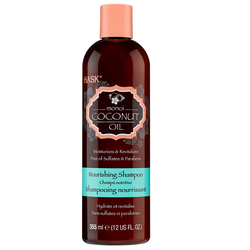 Hask Monoi Coconut Oil Shampoo 355 ml