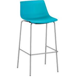 interstuhl SHUFFLEis1 Barhocker blau
