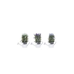 Kunstpflanze Dekopflanze im Topf Dekopflanze im Topf, HTI-Living, Höhe 10 cm