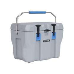 Kunststoff Kühlbox grau, 26,5 Liter Volumen