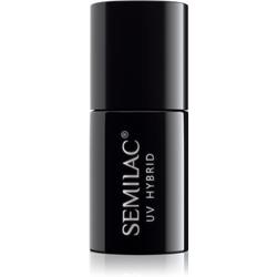 Semilac Paris UV Hybrid Gel-Nagellack Farbton 094 Pink Gold 7 ml