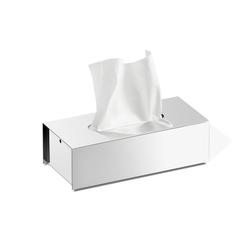 ZACK Kosmetiktücher-Box PURO Edelstahl poliert Kosmetiktücherspender