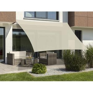 Schneider Schirme Sonnensegel Teneriffa 232-02, Natur, 500 x 500 cm, Quadratisch