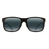 Maui Jim Red Sands 432-2M matte black/neutral grey