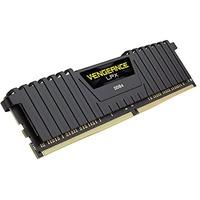 Corsair Vengeance LPX 16GB DDR4 3000MHz Speichermodul 1 x 16 GB - DIMM 288-PIN - 3000 MHz / PC4-24000 - CL16 - 1.35 V - ungepuffert - non-ECC - Schwarz