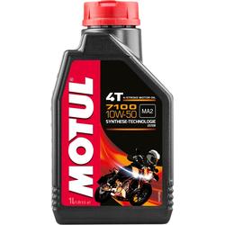 MOTUL 7100 4T 10W50 Motorenöl 1 Liter