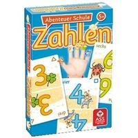 ASS Altenburger Abenteuer Schule Zahlen