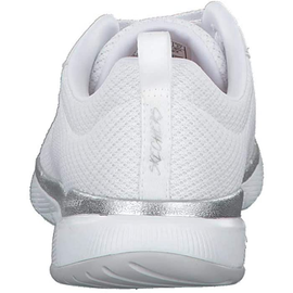 SKECHERS Flex Appeal 3.0 - First Insight white/silver 39