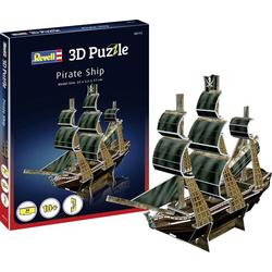 Revell 3D-Puzzle Piratenschiff 00115