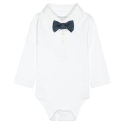 STACCATO Baby Body mit Fliege white