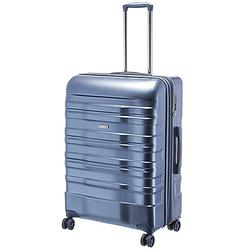Travelmax Brooklyn 4-Rollen-Trolley 66 cm - blau