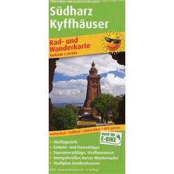 Südharz - Kyffhäuser 1:50 000