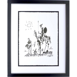 Kunstdruck PICASSO(BH 91x111 cm)