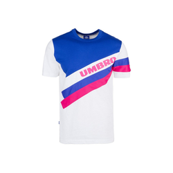 Umbro T-Shirt Sector Crew weiß S