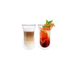 Stölzle Thermoglas COFFEE ´N MORE Thermoglas 330 ml XL 2er Set, Glas