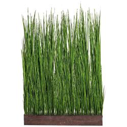 Kunstgras Gras Raumteiler, Creativ green, Höhe 150 cm