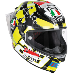 AGV Pista GP R Iannone Carbon helm, veelkleurig, L