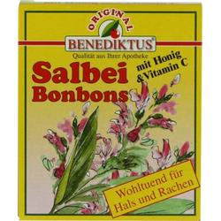 SALBEI BONBONS mit Honig und Vitamin C