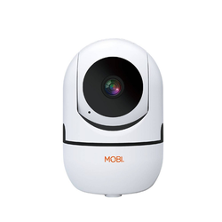 MobiCam HDX Pan & Tilt Smart HD WiFi Video Baby Monitor -Monitoring System - WiFi Camera with 2-way Audio