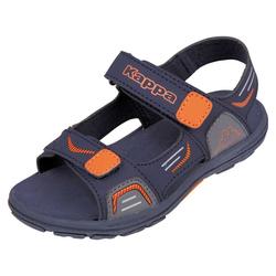 Kappa PURE TEENS Sandale mit griffiger Sohle blau 38