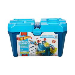 Mattel® Spielzeug-Auto Hot Wheels Track Builder Unlimited Crash Stunt Box