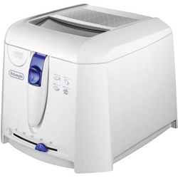 DeLonghi F 27201 Fritteuse 1800W Weiß
