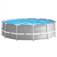 Intex Prism Frame Pool Set 366 x 99 cm inkl. Filterpumpe