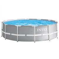 Intex Prism Frame Pool Set 366 x 99 cm inkl. Filterpumpe