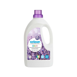 Sodasan Color Flüssigwaschmittel Lavendel 1,5 l
