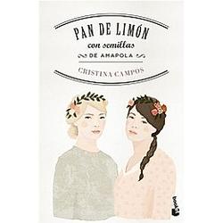 Pan de limón con semillas de amapola. Cristina Campos  - Buch