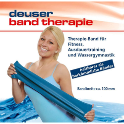 Deuser Band Therapie blau-extra stark 20 m