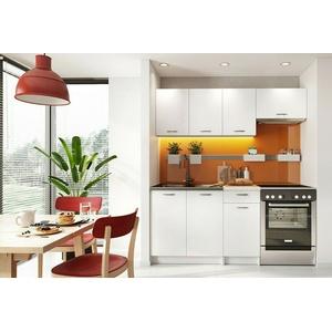 Küchenmöbel Alonso Küchenblock Küchenzeile Schrank Elegant Küche-Set Modern M24