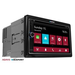 Blaupunkt Audio-System (BLAUPUNKT VIENNA 790 DAB, Bluetooth / DAB+, USB, Apple CarPlay / AndroidAuto, 2-DIN Autoradio)