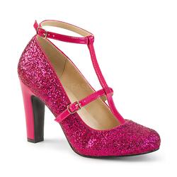 Pleaser Pumps Pleaser Pink Label QUEEN-01 pink