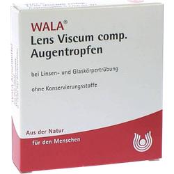 LENS VISCUM comp.Augentropfen 5X0.5 ml
