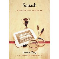 Squash als Buch von James Zug