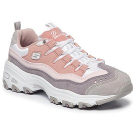 SKECHERS D'Lites - Sure Thing rose/ white, 37