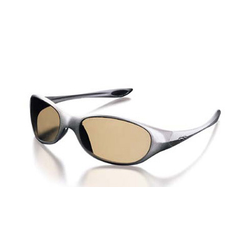 SMITH RIVAL Sonnenbrille titanium/brown