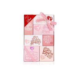 """ACCENTRA Wellness-Pflegeset Accentra Geschenkset für Frauen Cosmetics Wellness Bade Dusch und Beauty Kalender """"7 Days of Love"""" für Frauen, Damen und Mädchen"""