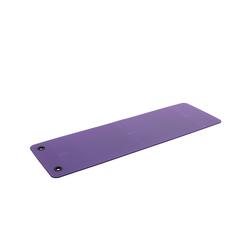 AIREX® Pilates & Yogamatte 190, Violett, mit Ösen