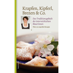 Krapfen Kipferl Brezen & Co. als Buch von